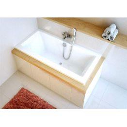 Акриловая ванна Excellent Pryzmat Lux 180