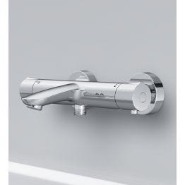F8050000 Like, смеситель д/ванны/душа с термостатом, хром, шт