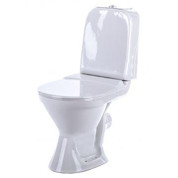 Унитаз Gustavsberg Basic 392 с сиденьем