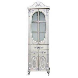Пенал Атолл Наполеон 65 белый жемчуг/патина серебро