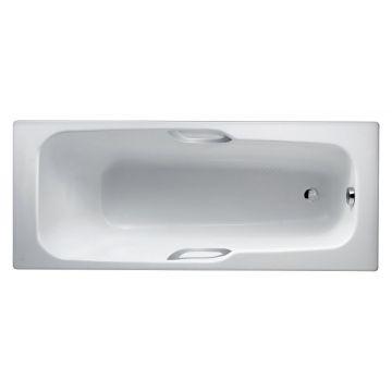 Чугунная ванна Jacob Delafon Prelude 170х70  с отверстиями для ручек