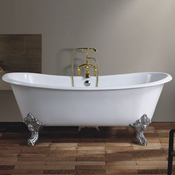 Чугунная ванна Sharking SW-1010A 183x78