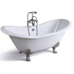 Чугунная ванна Sharking SW-1005A 155x76