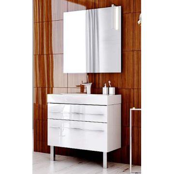 Комплект мебели Aqwella Милан 80 на ножках