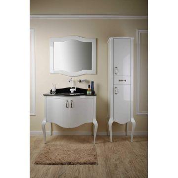 Комплект мебели Timo Ellen 90 M-R белый